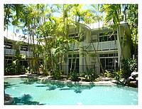 Tropical gardens in Port Douglas Retreat